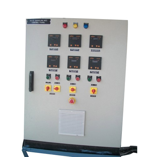 Scada System and Electric Control Panels – Ambaji Automations